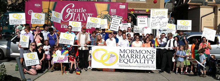 Mormon Pride in DC: A Report from Our Booth