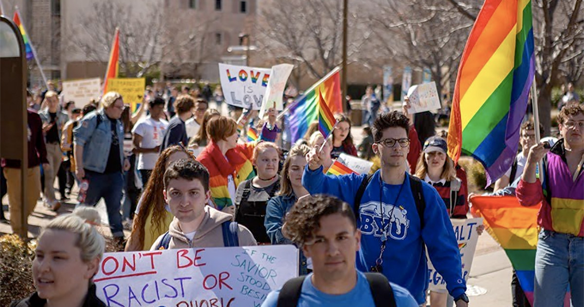 BYU Provo Honor Code March por Jacob Payne
