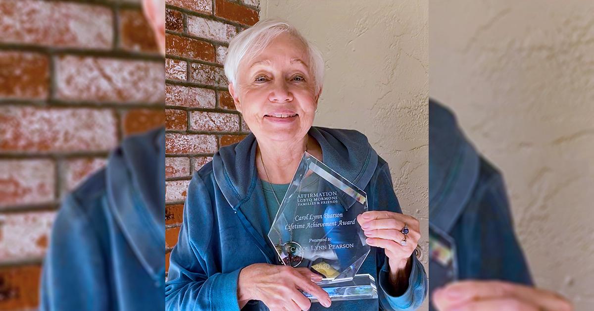 Carol Lynn Pearson Conquista de Vida